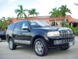 2008 Black Lincoln Navigator Luxury #40410148