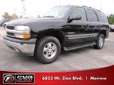 2002 Onyx Black Chevrolet Tahoe LT #40410900