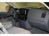 2008 Dodge Ram 1500 SXT Regular Cab 4x4 Dashboard