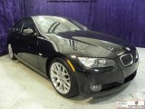 2009 Jet Black BMW 3 Series 328i Coupe #40479257