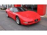 Chevrolet Corvette 2001 Data, Info and Specs