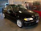 2002 Jet Black BMW 3 Series 330xi Sedan #40478783