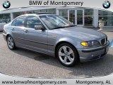 2005 Silver Grey Metallic BMW 3 Series 330i Sedan #40479283