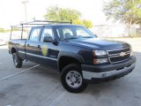 2006 Chevrolet Silverado 2500HD Work Truck Crew Cab Data, Info and Specs