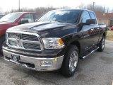 2011 Rugged Brown Pearl Dodge Ram 1500 Big Horn Quad Cab 4x4 #40479578