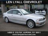 2003 Titanium Silver Metallic BMW 3 Series 330i Coupe #40479071