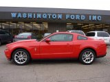 2011 Race Red Ford Mustang V6 Premium Coupe #40479353