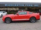 2011 Race Red Ford Mustang Shelby GT500 SVT Performance Package Coupe #40479355