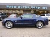 2011 Kona Blue Metallic Ford Mustang GT Premium Coupe #40479356