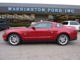 2011 Red Candy Metallic Ford Mustang GT Premium Coupe #40479357