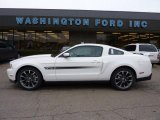 2011 Performance White Ford Mustang GT/CS California Special Coupe #40479358