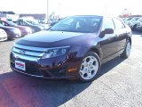 2011 Bordeaux Reserve Metallic Ford Fusion SE #40478867