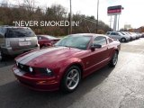 2005 Redfire Metallic Ford Mustang GT Premium Coupe #40479163