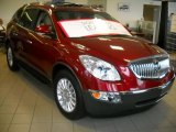 2011 Red Jewel Tintcoat Buick Enclave CXL AWD #40479192