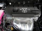 2011 Toyota RAV4 I4 2.5 Liter DOHC 16-Valve Dual VVT-i 4 Cylinder Engine