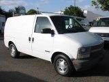 2001 Ivory White Chevrolet Astro Commercial Van #40478938