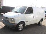 2001 Chevrolet Astro Ivory White