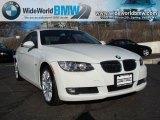 2008 Alpine White BMW 3 Series 328xi Coupe #40478949