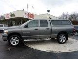 2007 Mineral Gray Metallic Dodge Ram 1500 ST Quad Cab 4x4 #40479460