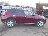 2009 Merlot Metallic Nissan Murano SL AWD #40479768