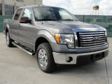 2010 Sterling Grey Metallic Ford F150 XLT SuperCrew #40479212