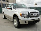 2010 Oxford White Ford F150 King Ranch SuperCrew 4x4 #40479218