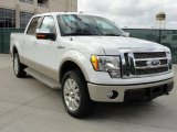 2010 Oxford White Ford F150 King Ranch SuperCrew 4x4 #40479219