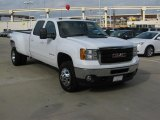 2011 GMC Sierra 2500HD SLT Extended Cab 4x4 Dually Data, Info and Specs
