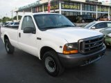2000 Ford F350 Super Duty XL Regular Cab Data, Info and Specs