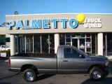 2005 Mineral Gray Metallic Dodge Ram 1500 ST Regular Cab 4x4 #40551441