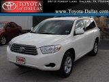 2010 Blizzard White Pearl Toyota Highlander V6 #40551296