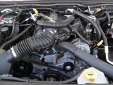 2011 Jeep Wrangler Sport S 4x4 3.8 Liter OHV 12-Valve V6 Engine