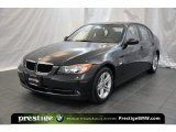 2008 Deep Green Metallic BMW 3 Series 328xi Sedan #40551188