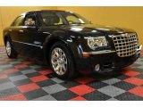 2005 Brilliant Black Crystal Pearl Chrysler 300 C HEMI #40551496