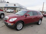2011 Red Jewel Tintcoat Buick Enclave CXL AWD #40551524