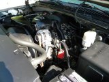 2002 Chevrolet Silverado 1500 LS Extended Cab 4.8 Liter OHV 16 Valve Vortec V8 Engine