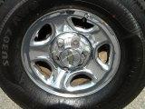 2002 Chevrolet Silverado 1500 LS Extended Cab Wheel