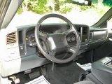 2002 Chevrolet Silverado 1500 LS Extended Cab Dashboard