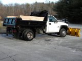 2001 Chevrolet Silverado 3500 Regular Cab 4x4 Chassis Plow Truck Data, Info and Specs