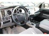 2010 Toyota Tundra Double Cab 4x4 Sand Beige Interior