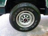 GMC Suburban 1996 Wheels and Tires