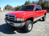 2001 Dodge Ram 2500 Flame Red