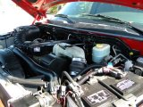 2001 Dodge Ram 2500 ST Quad Cab 4x4 5.9 Liter OHV 24-Valve Cummins Turbo Diesel Inline 6 Cylinder Engine