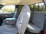 2001 Dodge Ram 2500 ST Quad Cab 4x4 Mist Gray Interior