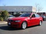 2007 Crimson Red BMW 3 Series 328xi Sedan #4046148