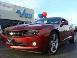 2010 Red Jewel Tintcoat Chevrolet Camaro LT/RS Coupe #40571293