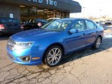 2011 Ford Fusion Blue Flame Metallic