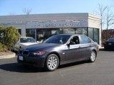 2007 Sparkling Graphite Metallic BMW 3 Series 328xi Sedan #4046151