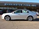2011 Ingot Silver Metallic Ford Fusion Sport #40571060