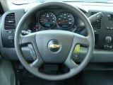 2011 Chevrolet Silverado 1500 Extended Cab Steering Wheel